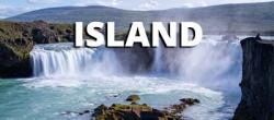 Motorradtransport - Island