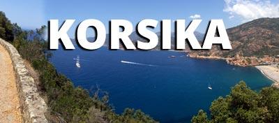 Motorradtransport - Korsika