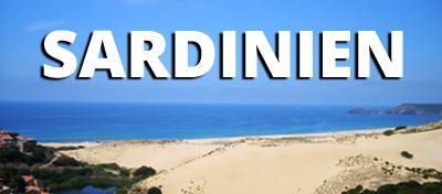 Motorradtransport - Sardinien
